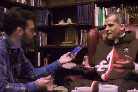 Entrevista da CBN aos Arautos do Evangelho